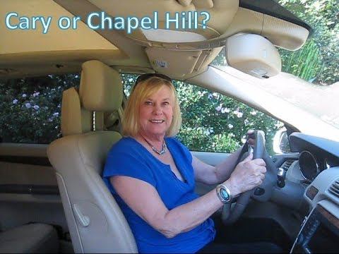 Moving to Cary NC-What's best the best town Cary or Chapel Hill?