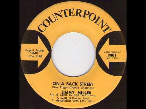 Jimmy Miller  - On a back street