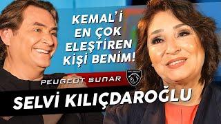 """SELVİ KILIÇDAROĞLU """"ASLINDA İÇE KAPANIK BİRİ DEĞİLİM!"""""""