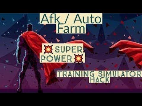Roblox Super Power Training Simulator Hacks