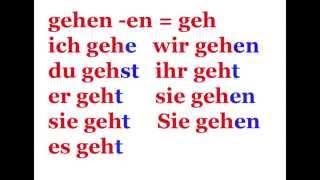 Немецкий язык для начинающих. Урок 2