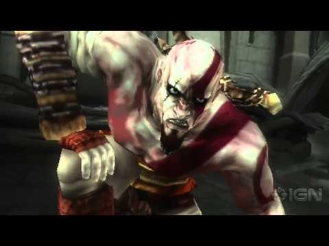 Trailer do filme God of War: Ghost of Sparta