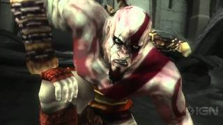 God of War: Ghost of Sparta - Story Trailer
