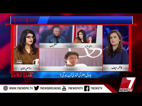 Table Talk With Fatima Saif 19 February 2018 |7News|
