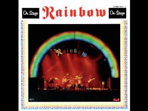 Rainbow - Still I'm Sad Live 1977 ( On Stage )