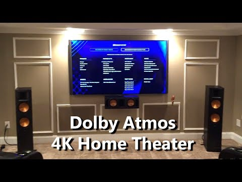 Home Theater Dolby Atmos Speaker Setup, Configuration And Explanation Of 5.1.2, 5.1.4, And 7.1.4