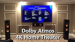 Dolby Atmos Speaker Setup Configuration and Explanation 5.1.2, 5.1.4, 7.1.4 Home Theater