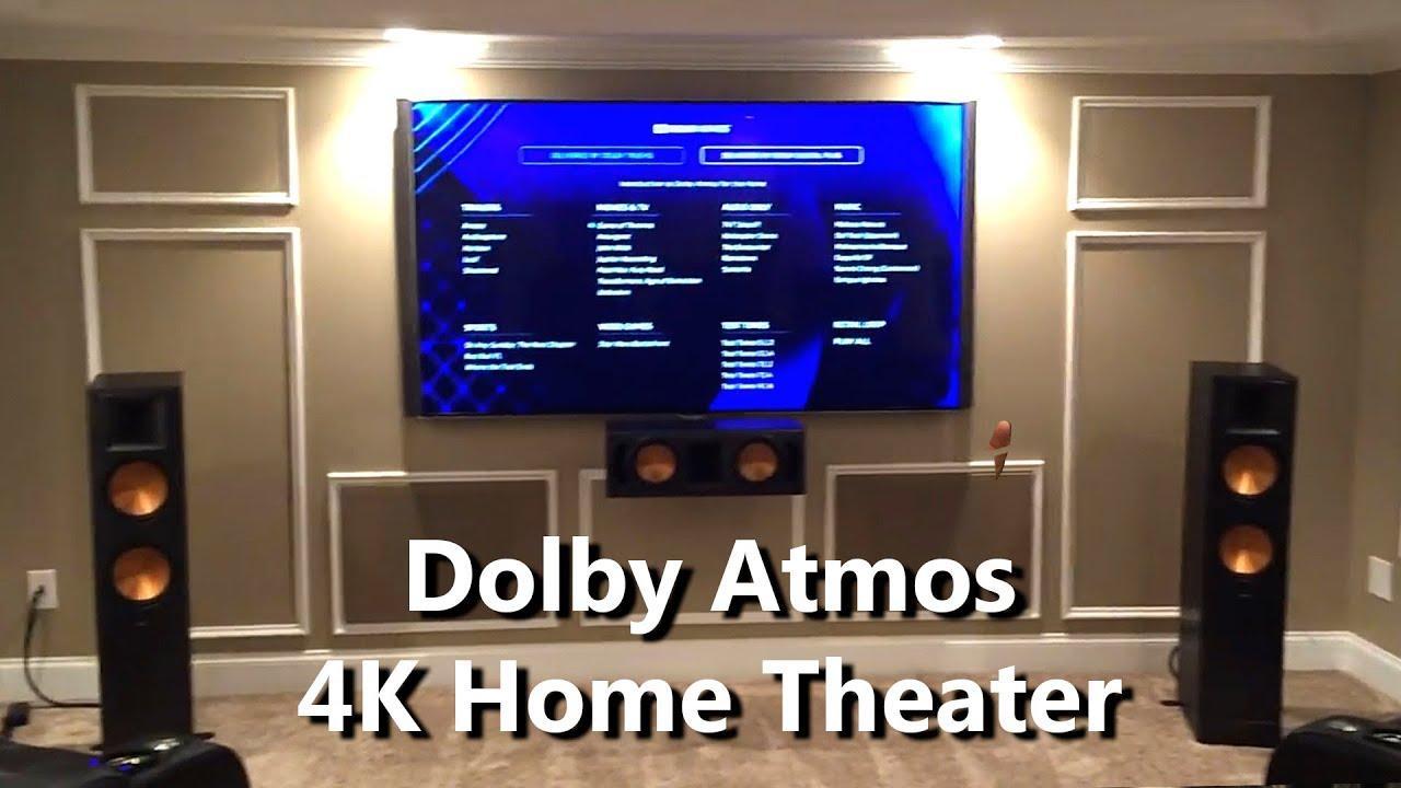 Dolby Atmos Speaker Setup Configuration And Explanation 5 1 2 5 1 4