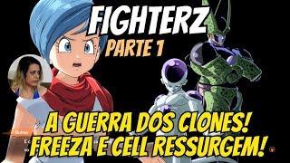 DRAGON BALL FIGHTERZ - Início do Modo História (Português PT-BR)! [STEAM 60fps]