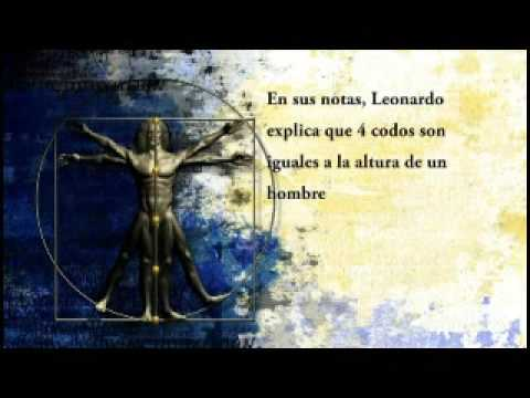 Da Vinci, El Genio - El Hombre del Vitrubio - YouTube