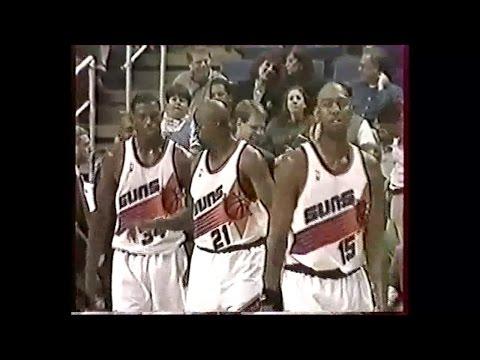 Golden State Warriors @ Phoenix Suns - 1998 - Full Game