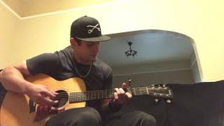 Goodbye by Chris young cover by Danny ford Video