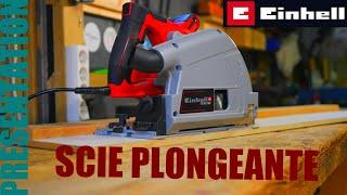Scie Plongeante Einhell TE-PS 165 - Présentation