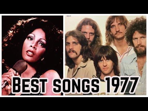 Best Songs of 1977 - YouTube