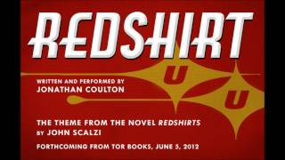 new original song by jonathan coulton redshirt