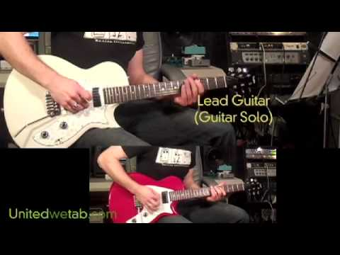 Jimmy Eat World The Middle Guitar Cover Youtube