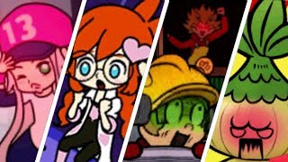WarioWare Gold - All Game Over Screens