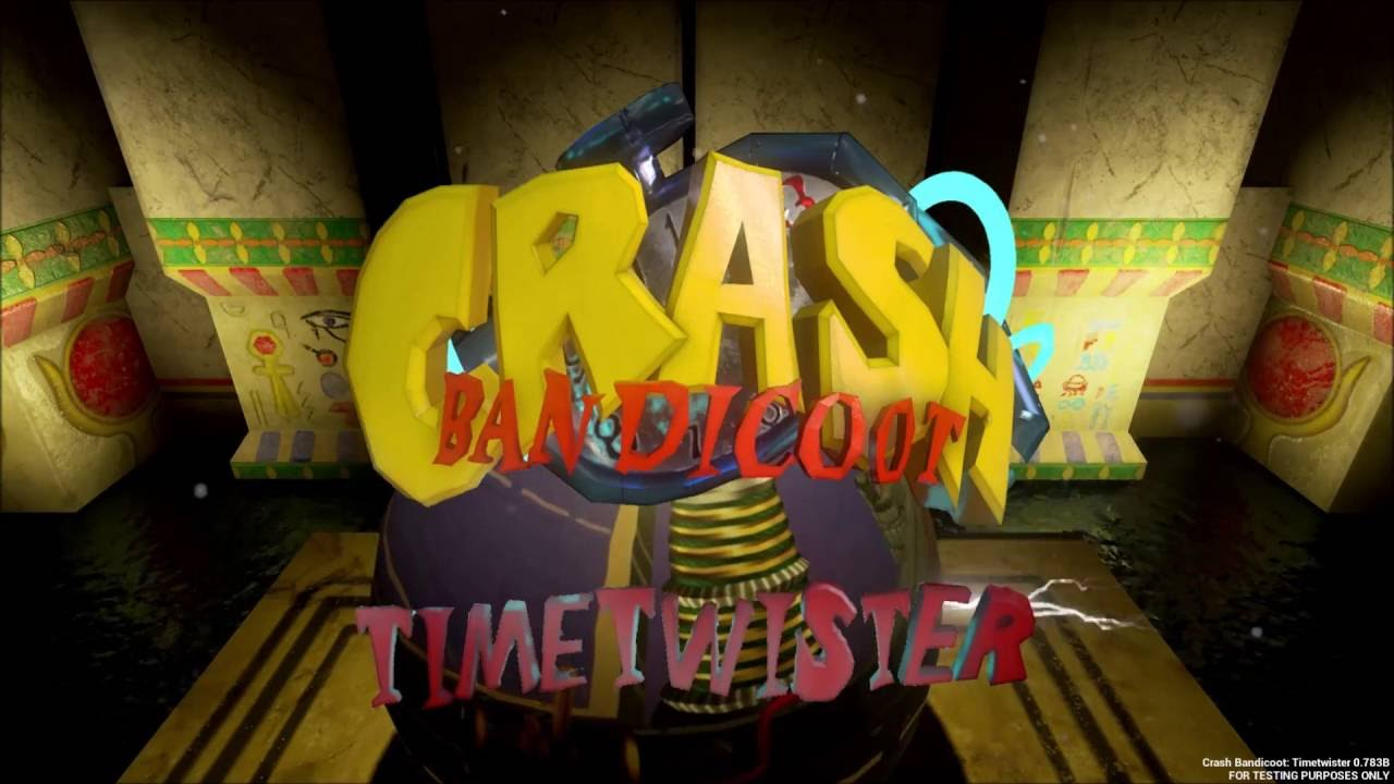 Crash Bandicoot Timetwister - Crash Bandicoot 3 Remastered In Unreal Engine!