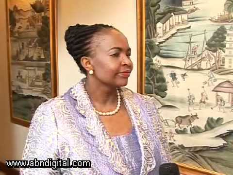International Relations Minister on SA