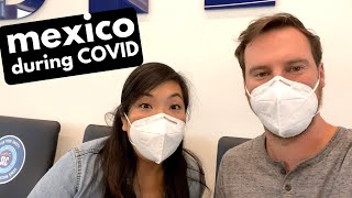 Flying during COVID-19 - what's it like? (USA to Cancun, Mexico)