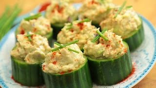Tuna Cucumber Cups You Just can not Ignore