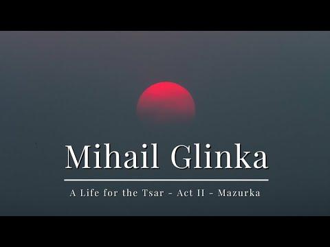 Pacific Sunset - Mikhail Glinka - A Life for the Tsar - Act II -- Mazurka