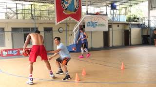 Handlekuy with Brandon Jawato , Daniel wenas at Buls arena