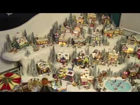 Rudolph's Village 2014 - YouTube