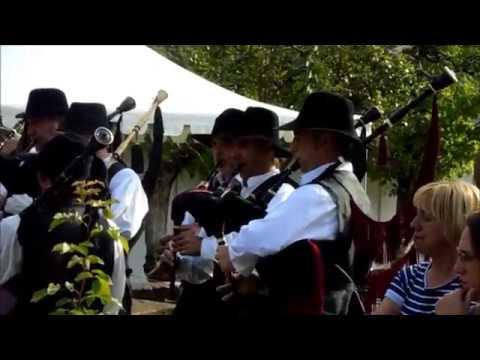 GALICIAN FOLKLORE IN OURENSE, VIA DE LA PLATA, (VIDEO)/ FOLCLORE GALEGO EM OURENSE, VIA DE LA PLATA