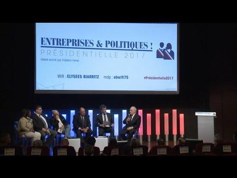 Entreprises & Politiques - Présidentielle 2017 avec François Asselineau