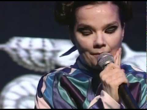Bjork・Björk【Hyperballad】Live in JAPAN