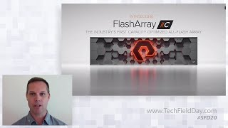 Pure Storage FlashArray//C with QLC