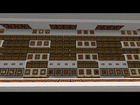 1.14 Skyblock Ep. 32: Bulk Storage Tech / New Trading Hall