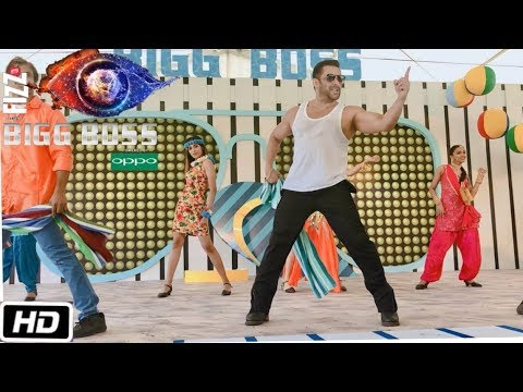 Salman Khan Performance in Bigg Boss 12 Launch Event | Grand Entry of Him