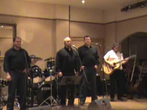 Trio Canig - Can Gymraeg gan Merfyn Hughes - Welsh song