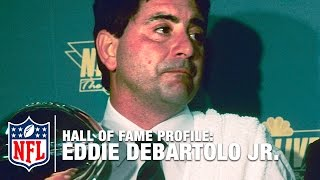 Gambar cover Eddie DeBartolo Jr. (49ers) Career Feature | 2016 Pro Football Hall of Fame | NFL