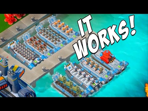 Can YOLO Attacks Beat TOP PLAYERS?! Boom Beach Surprising Success!
