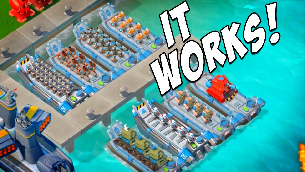 Can Yolo S Beat Top Players Boom Beach Surprising Success You