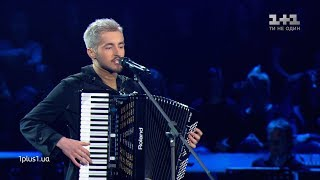 "Andrei Hayat - ""Letyt halka cherez balku"" - The Knockouts - The Voice of Ukraine - season 9"