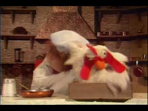 Muppet Show Swedish Chef Ping Pong Ball Eggs ep 214