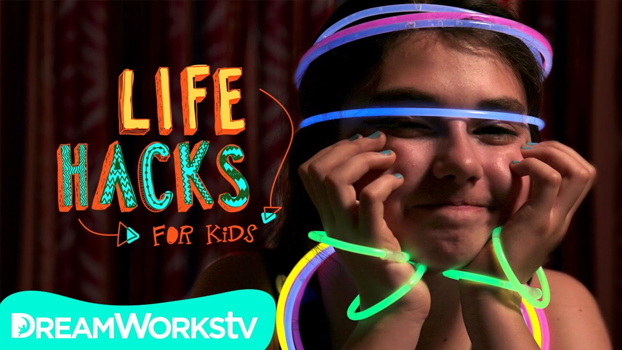 Nighttime Hacks I LIFE HACKS FOR KIDS