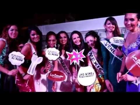 Miss Latinoamerica 2014 en Las Bovedas - Casco Viejo - Retrato Enlinea