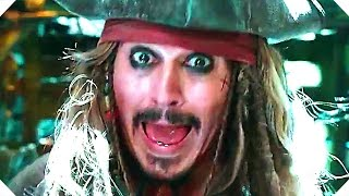 PIRATES OF THE CARIBBEAN 5 Dead Men Tell No Tales - NEW Trailer (2017)