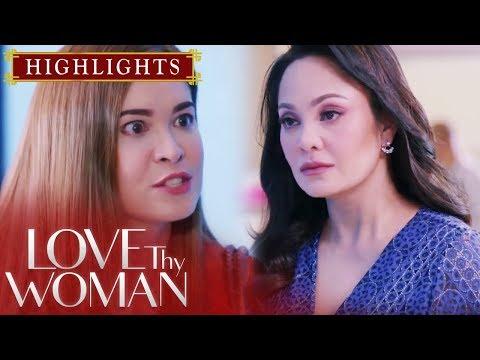 Lucy, Nanggigil Sa Laki Ng Ransom Money Nina Jia At David | Love Thy Woman