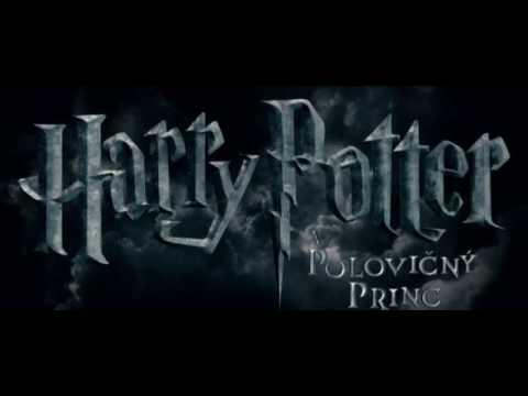 Harry Potter a Polovičný Princ (6): Slovak trailer HD kvalita