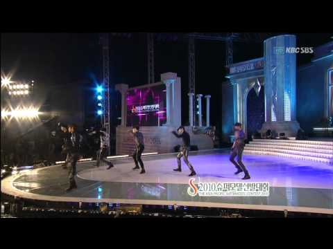 101005 2PM Without U @ Asia-Pacific Supermodel Contest