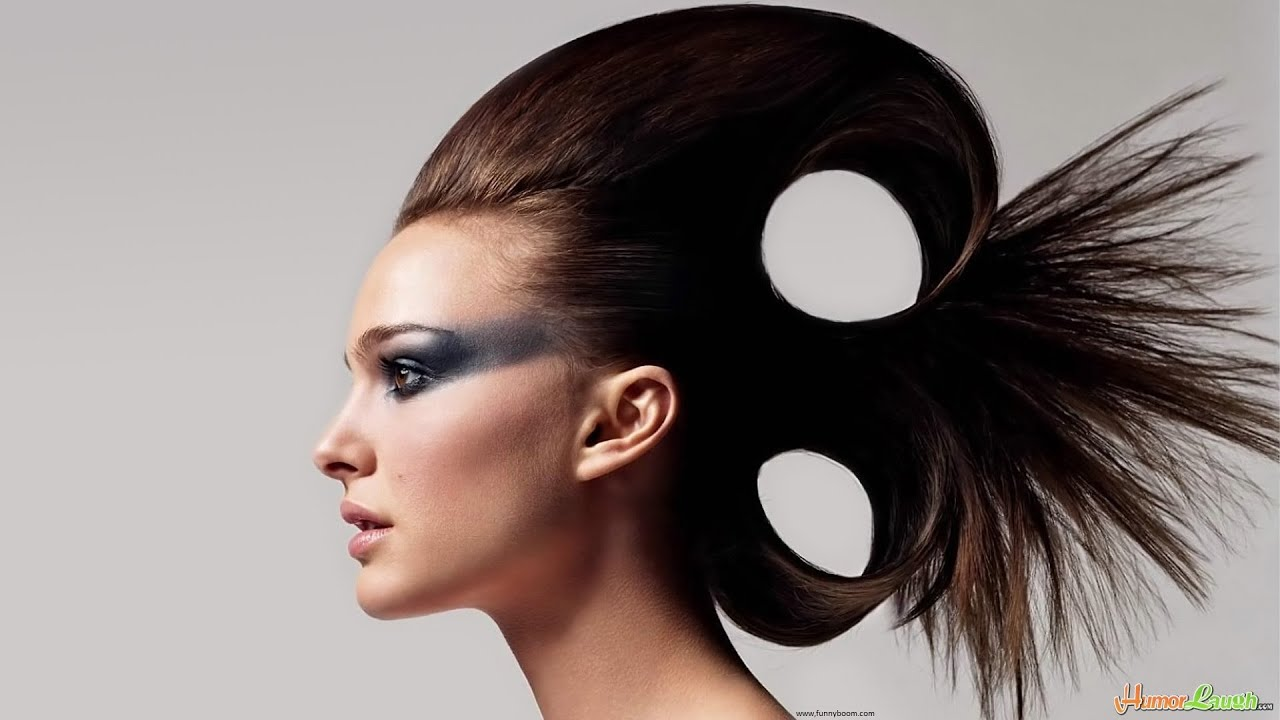 Must Watch World 39 S Most Funny Hairstyles Youtube