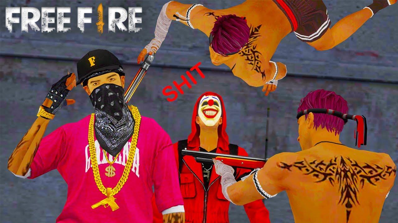 TikTok in Free Fire  😎🎬 التيك توك في فري فاير