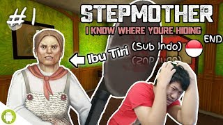 GAME HORROR IBU TIRI!!! Stepmother Part 1 END [SUB INDO] ~Ini Game Horror Drama!! LoL