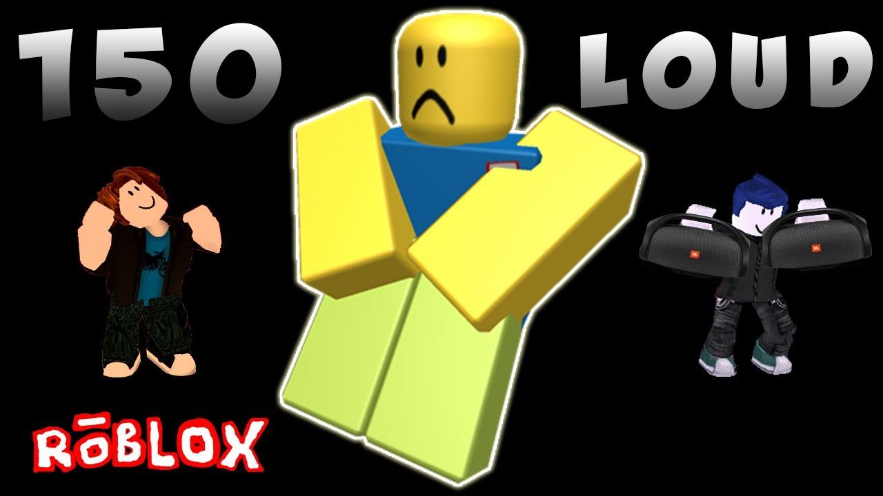 Loudest Earrape Ever Roblox Id 150 Loud Roblox Id Codes